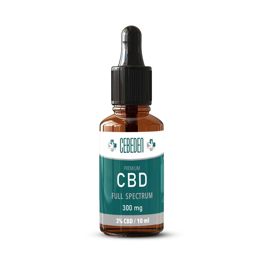 3% Bio CBD Oil – FULL SPECTRUM